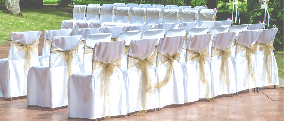wedding chairs and wedding chair covers